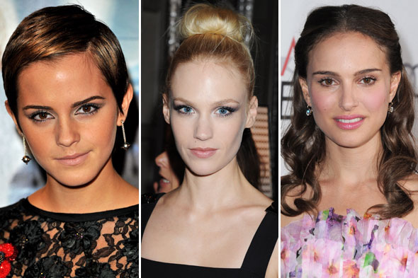 Emma Watson January Jones Natalie Portman