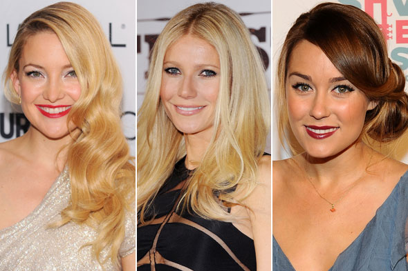 Kate Hudson Gwyneth Paltrow Lauren Conrad
