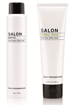 Salon by Sally Hersberger Body Fix and Mineral Cream