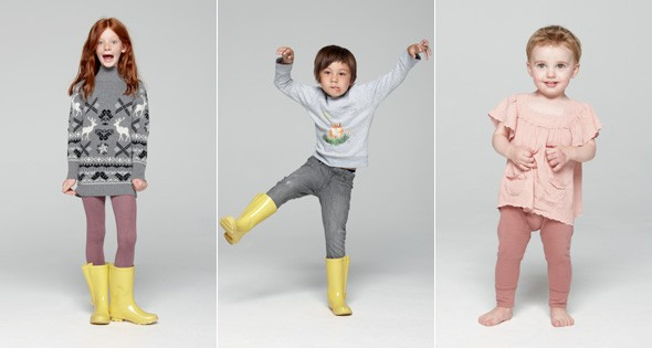 Stella McCartney Kids collection for Gap