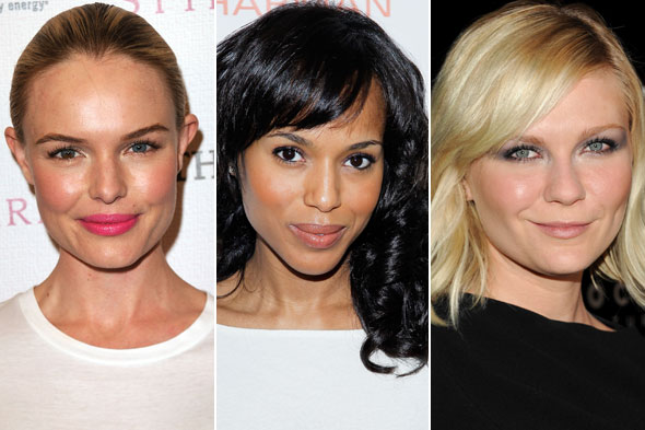 Kate Bosworth Kerry Washington Kirsten Dunst