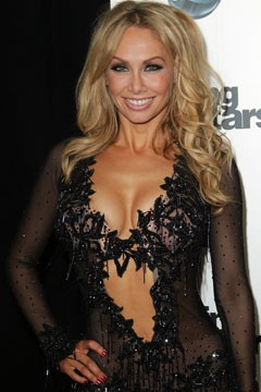 Kym Johnson Dancing With the Stars
