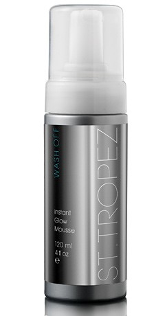 St. Tropez Wash Off Instant Glow Mousse