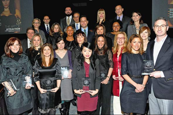 WWD Beauty Biz Awards 2010 Winners