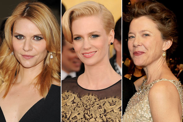 Claire Danes January Jones Annette Bening