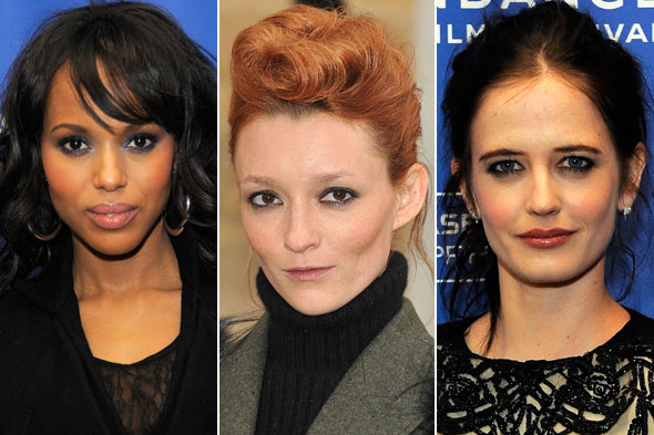 Kerry Washington Audrey Marnay Eva Green