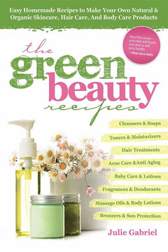 The Green Beauty Recipes