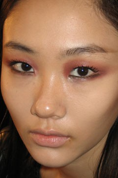 Makeup Charlotte Ronson Fall 2011