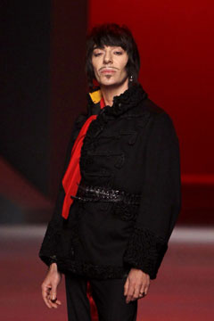 john galliano christian dior