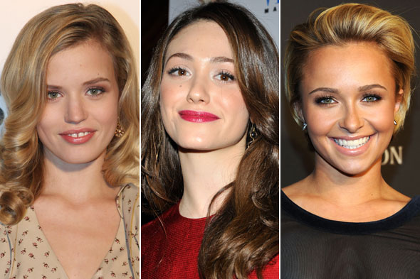 Georgia May Jagger Emmy Rossum Hayden Panettiere