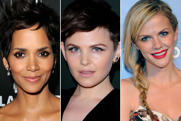 Halle Berry Ginnifer Goodwin Brooklyn Decker