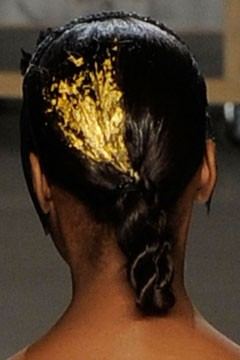 Hair Jason Wu Fall 2011