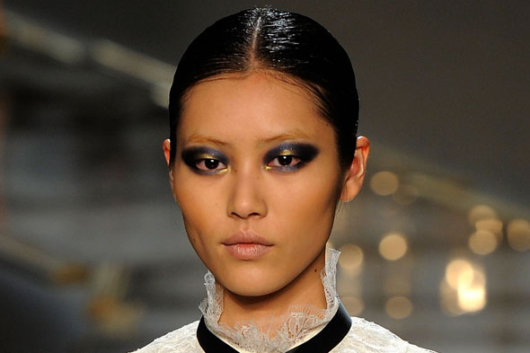 Makeup Jason Wu Fall 2011
