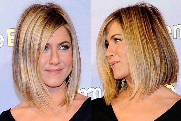 Jennifer Aniston Hair Bob