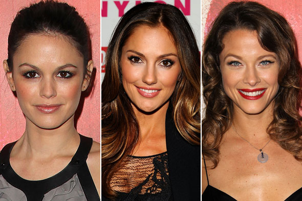 Rachel Bilson Minka Kelly Scottie Thompson