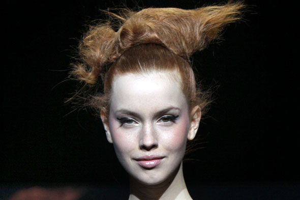 beauty vivienne tam fall 2011