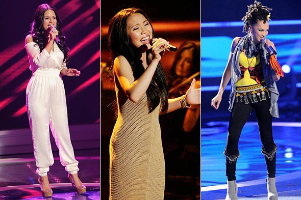 american idol fashion recap