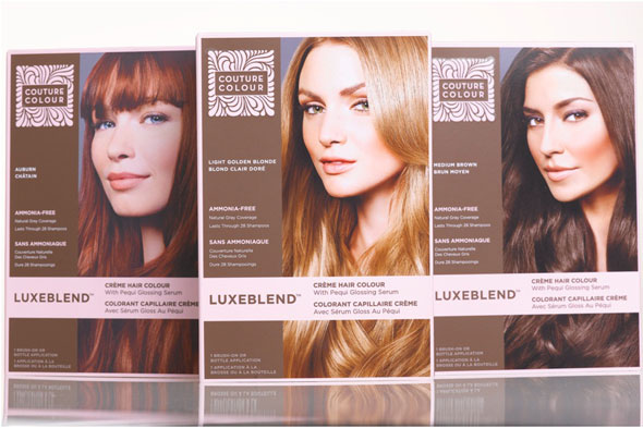 Couture Colour LuxeBlend at-home hair color
