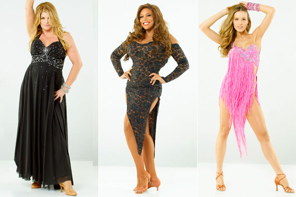 dancing with the stars kirstie alley petra nemcova wendy williams