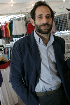 american apparel dov charney