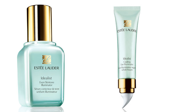 Estée Lauder Idealist Even Skintone Illuminator and Cooling Eye Illuminator