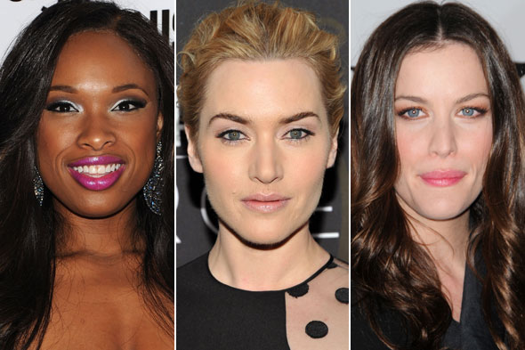 Celebrity Beauty Looks of the Day: Jennifer Hudson, Kate Winslet and Liv Tyler