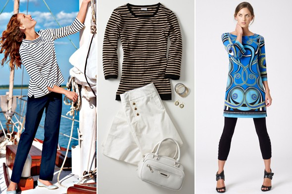 Spring 2011 Nautical Looks