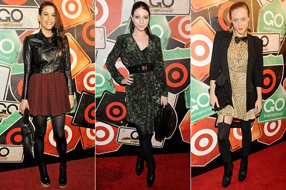 target go international dress collection event