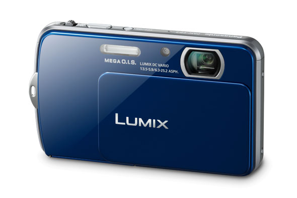 Panasonic Lumix DMC-FP7 Digital Camera