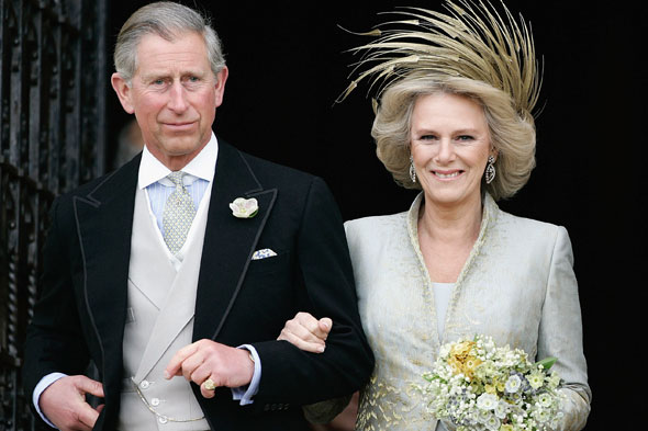 royal wedding prince charles camilla