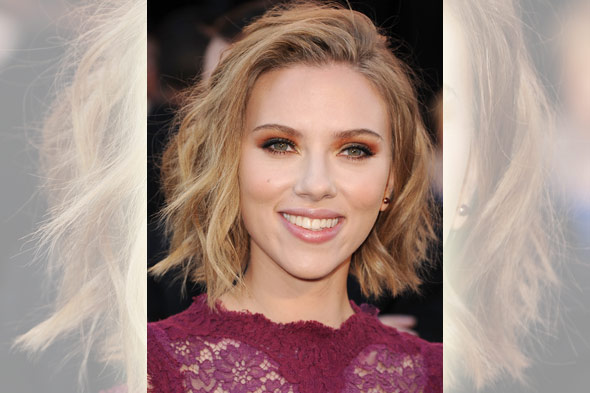 hottest haircuts for spring scarlett johansson