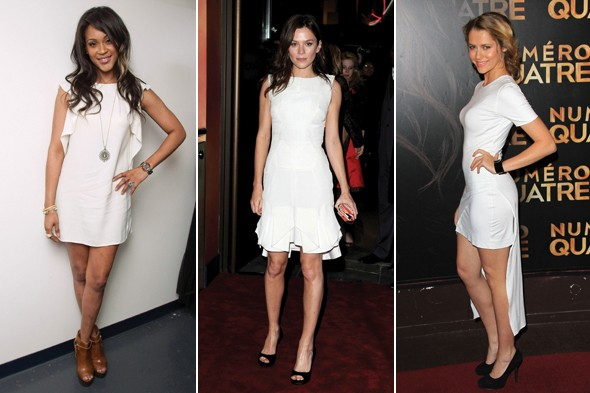 shontele teresa palmer anna friel white cocktail dress shirt