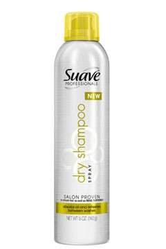 Suave Professionals Dry Shampoo Spray