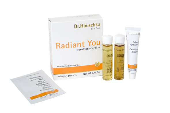 Dr. Hauschka Radiant You collection