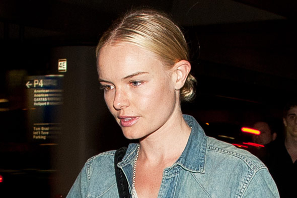 Kate Bosworth Ballerina Bun