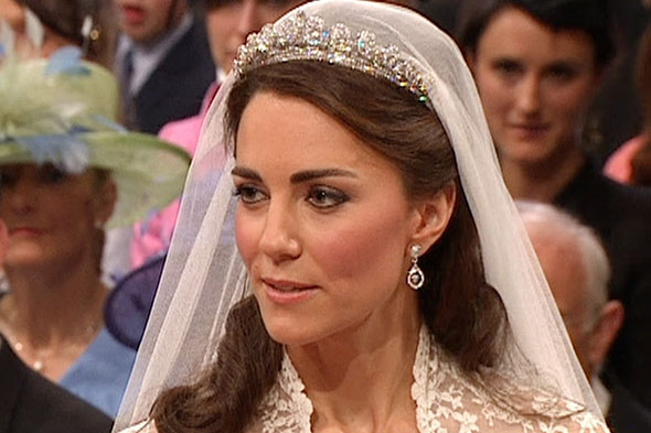 Kate Middleton's Royal Wedding Makeup (Photo, Poll) - StyleList