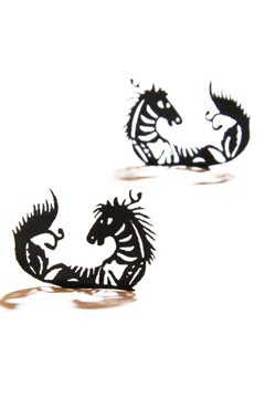 Paperself Pony false eyelashes