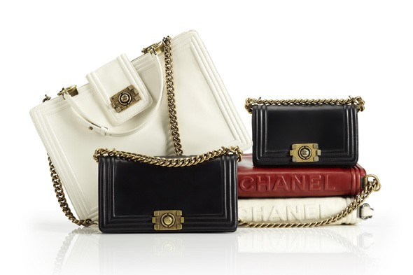chanel boy bag purse karl lagerfeld