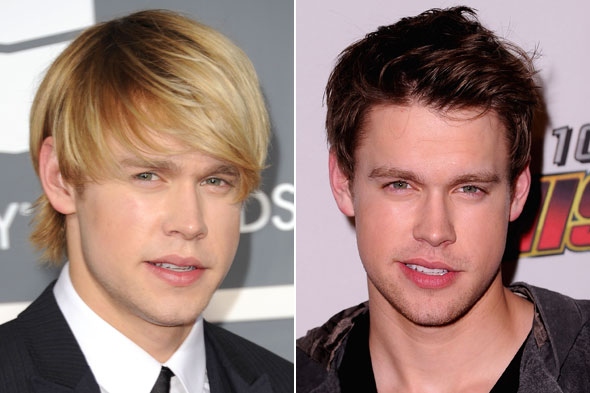 Glee Chord Overstreet Hair