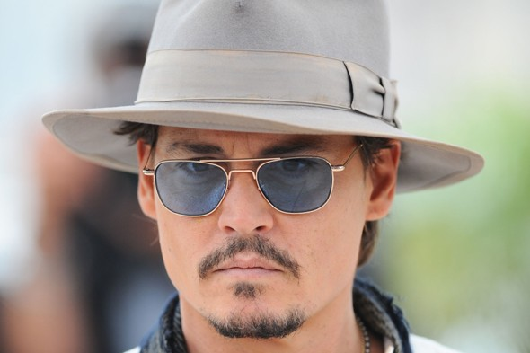 johnny depp, vanessa paradis, johnny depp hats