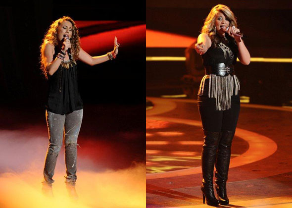 american idol stage costumes