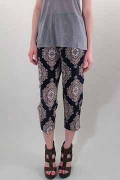 aka new york printed silk pants les nuvelles