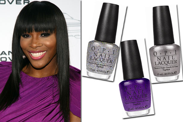 Serena Williams OPI Grand Slam Nail Polish Collection