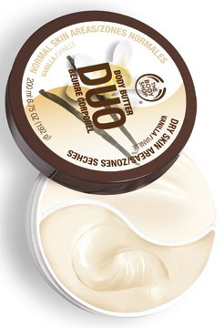 The Body Shop Duo Body Butter Vanilla