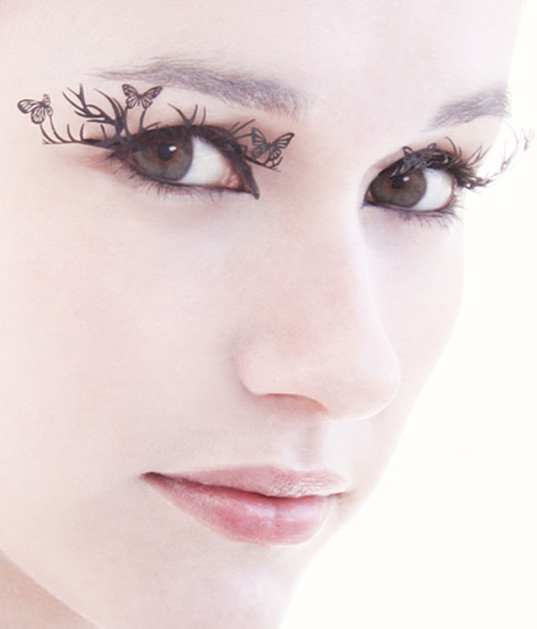 Paperself Deer and Butterfly False Eyelashes