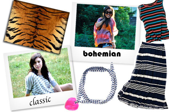stripes; bloggers; Stylelist network; summer stripes