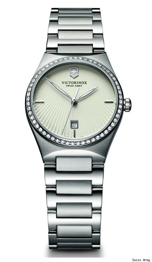 Swiss Army Victoria Diamond Watch