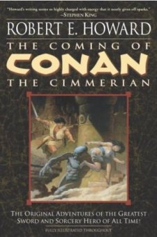 Volume 1 in the Del Rey Conan series with cover art by Mark Schultz
