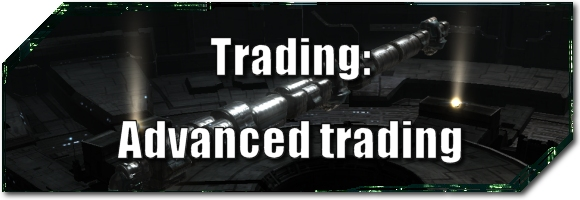 Eve station trading strategies
