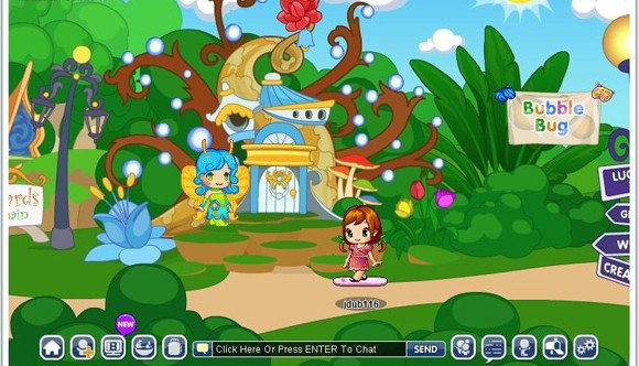 MMO Family: A parent's look at Fantage